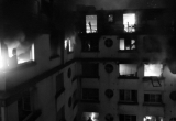 Tâm thần đốt nhà, hàng trăm người thương vong