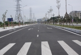 Cận cảnh con đường hiện đại bậc nhất phía nam Thủ đô