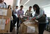 Hành khách bị rạch túi, mất đồ ở sân bay: 'Không có chuyện công chức Hải quan lấy cắp đồ'
