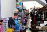 Hà Nội: Bắt giữ số lượng lớn giày dép, túi xách không rõ nguồn gốc