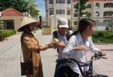 Ninh Bình: Thí sinh tham dự kì thi THPT quốc gia 2017 được uống sữa miễn phí