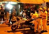 Cảnh sát TP.HCM xử nghiêm 'xe dù, bến cóc' dịp Tết