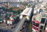 Trải nghiệm Hà Nội từ trên cao qua đường sắt đô thị Cát Linh - Hà Đông