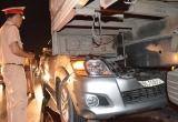 Tai nạn giao thông Plus: Xe khách bốc cháy trong đêm, hơn 10 thượng đế thoát nạn