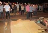 Đắk Lắk: Xe máy va chạm với xe tải khiến 1 nam thanh niên tử vong