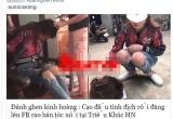 Hà Nội: Vợ đi đánh ghen, cắt trụi tóc của tình địch rồi đem rao bán