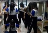 """Clip nữ sinh ĐH Quốc gia Hà Hội """"quẩy"""" hết mình sau khi thi qua môn thể dục"""