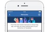 """Facebook ra mắt tính năng """"Memories"""" để cho người dùng lội dòng kí ức"""