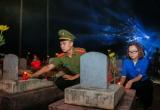 Đắk Lắk: Lễ thắp nến tri ân các Anh hùng liệt sỹ