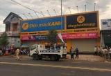 Mâu thuẫn với bảo vệ, nữ quản lý siêu thị Điện Máy Xanh bị bảo vệ đâm chết