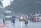 Ngày 17/10: Sáng sớm trời lạnh, mưa nhỏ, Hà Nội thấp nhất 20 độ C