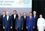 Thủ tướng Nguyễn Xuân Phúc kết thúc tham dự Hội nghị cấp cao APEC lần thứ 26