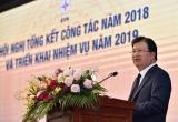 """Phó Thủ tướng Trịnh Đình Dũng: Tập đoàn Điện lực Việt Nam cần phải xác định trọng tâm """"bứt phá"""" trong năm 2019"""