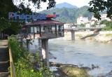 Kỳ 2 - Hàng loạt sai phạm đất đai ở TP Hà Giang: Những công trình 'lạ' dọc bờ sông Lô