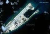 Trung Quốc lại trắng trợn bao biện chuyện điều máy bay quân sự ra đá Chữ Thập
