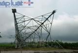 Phó Thủ tướng Trịnh Đình Dũng chỉ đạo sự cố đổ cột điện đường dây 500Kv