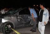 Xe điên gây tai nạn kinh hoàng, thai phụ nguy kịch, 4 người trọng thương