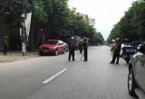 Nghệ An: Khống chế thành công đối tượng ôm 'hàng nóng' cố thủ