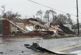 Bão Michael đổ bộ, tàn phá bờ Đông nước Mỹ