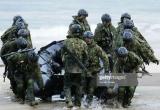 Nhật, Mỹ lần đầu tập trận đổ bộ trên đất Nhật