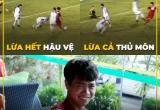 Công Phượng rê bóng như Messi, dứt điểm y hệt Lukaku