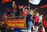 Cổ động viên sang Malaysia cổ vũ nên hạn chế đến quảng trường Merdeka