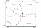 Động đất ở Sơn La