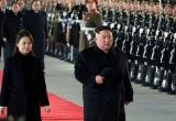 Nhà lãnh đạo Triều Tiên bất ngờ thăm Trung Quốc