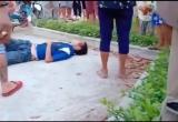 Dắt con đi chơi công viên, người đàn ông bị đâm tử vong vì nghi bắt cóc trẻ em