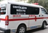 Hà Nội: Người phụ nữ bỏ tiền túi mua xe cứu thương chở người bệnh miễn phí