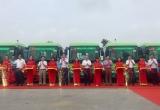 Hà Nội: Tiếp tục thay thế nhiều xe buýt mới chất lượng cao