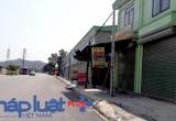 Vụ Ki-ốt xây trái phép ở Việt Yên (Bắc Giang): Chính quyền có