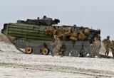 Gần 1.000 lính Mỹ, Anh tới Ba Lan, áp sát biên giới với Nga