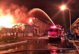 Quảng Ninh: Cháy lớn nhà kho Công ty Texhong Ngân Long sau 5 giờ mới được không chế