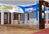 Kính đổi màu ngăn tia cực tím có mặt trong triển lãm ở Hà Nội