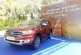 Ford Everest 2018 lộ giá bán 850 triệu đồng tại Việt Nam
