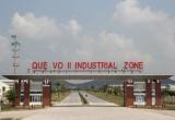 Thanh tra dự án nhà máy gạch do Hancorp làm chủ đầu tư tại KCN Quế Võ II