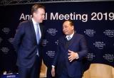 Diễn đàn Kinh tế Thế giới WEF: 'Chúng tôi có một khát vọng dân tộc trong phát triển'