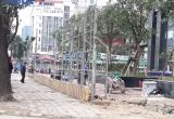 Tiến độ Dự án đầu tư xây dựng lại khu tập thể cũ số 97 - 99 Láng Hạ