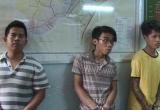 TP HCM: Bắt giữ 3 đối tượng mua bán ma túy, tàng trữ vũ khí quân dụng