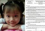 Chuyện bé Hải An hiến giác mạc vào đề thi học sinh giỏi ở Phú Thọ