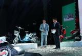 Hãng xe điện HKbike ra mắt 5 sản phẩm mới đột phá 2016