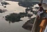 Hải Phòng: Một người phụ nữ nhảy cầu Bính tự tử