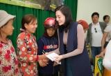 'Nữ hoàng doanh nhân' Trần Huyền Nhung tổ chức chương trình 'Doanh nhân vì cộng đồng'