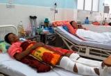 Chuyển ba bệnh nhân vụ nổ tàu cá ở Phú Quốc lên bệnh viện Chợ Rẫy chữa trị