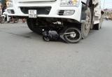 Xe máy rơi vào điểm mù, nam thanh niên tử vong dưới bánh xe bồn