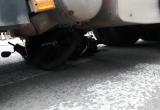 Bình Dương: Về sớm trông con, nữ công nhân bị xe container cuốn vào gầm