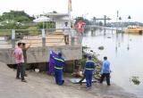 Phát hiện thi thể bảo vệ dân phố mất tích khi tắm sông