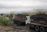 Siết chặt tải trọng xe chở than tại Quảng Ninh