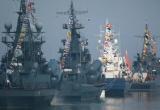 Hải quân Nga phô diễn sức mạnh quân sự kỉ niệm 320 năm ngày thành lập